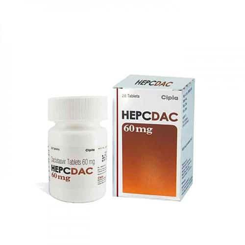 Hepcdac 28 tab.