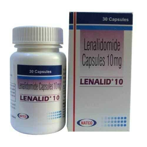 Lenalid 10, 30 tab. | NATCO
