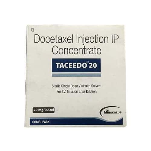 Taceedo 20 mg-0.5 ml