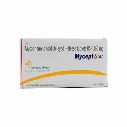Mycept S 10 tab.