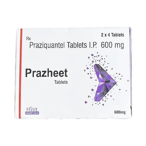 Prazheet 8 tab. | HEET HEALTH CARE