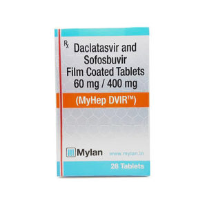 Myhep DVIR 28 tab.   MYLAN