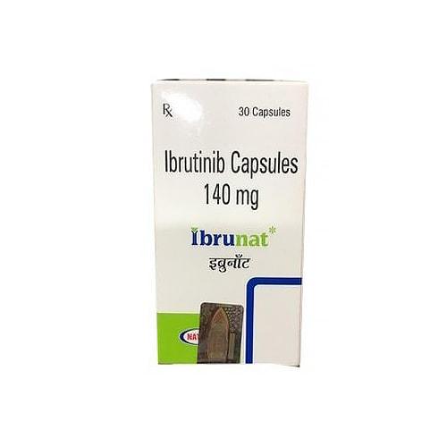 Ibrunat, 30 tab, Ибрутиниб 140 мг | NATCO