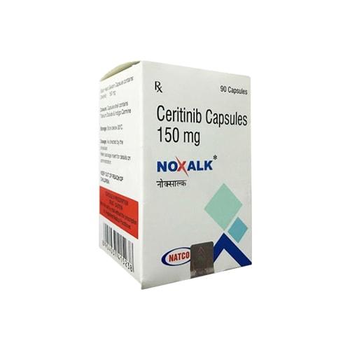 Noxalk, 90 tab, Церитиниб 150 мг | NATCO