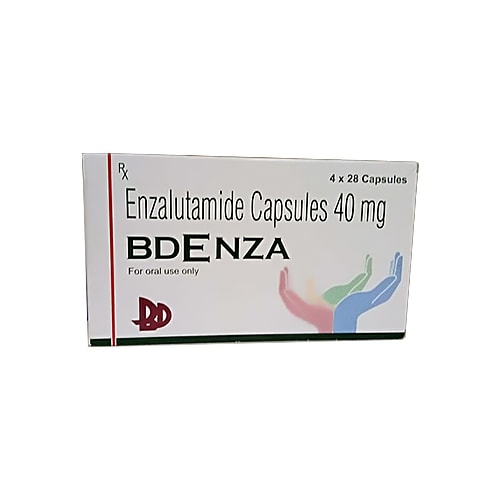 Bdenza 112 tab, Энзалутамид 40 мг | BDR