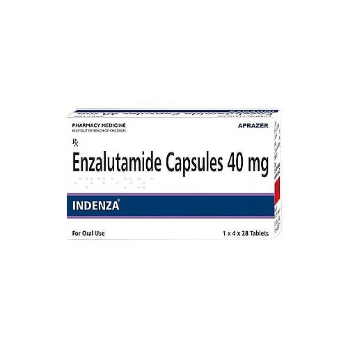 Indenza 112 tab, Энзалутамид 40 мг | APRAZER