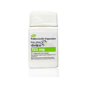Palbace, 21 tab, Палбоциклиб 125 мг | PFIZER