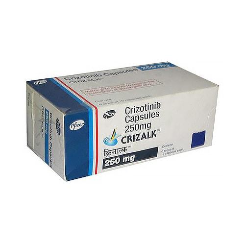 Crizalk, 60 tab, Кризотиниб 250 мг | PFIZER